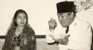 Kisah Presiden Soekarno Cemas, Bu Fat Hilang di Cipanas