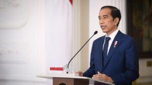 Jokowi Sampaikan Kerjasama Global Dalam Penanganan Pandemi