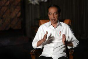 Varian Baru Korona, Presiden: Jangan Panik, Tetap Disiplin Jalankan Prokes