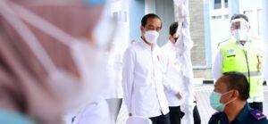 Presiden Berdialog dengan Pelaku Usaha Perikanan di Kota Ambon