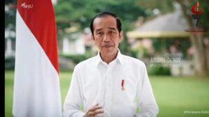 Presiden Jokowi Beri Ucapan DiesNatalis GMNI