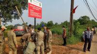 Galian Tanah Di Bantar Panjang Ditutup Satpol PP