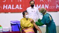 Vaksinasi Riau
