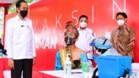 Vaksinasi Bintan